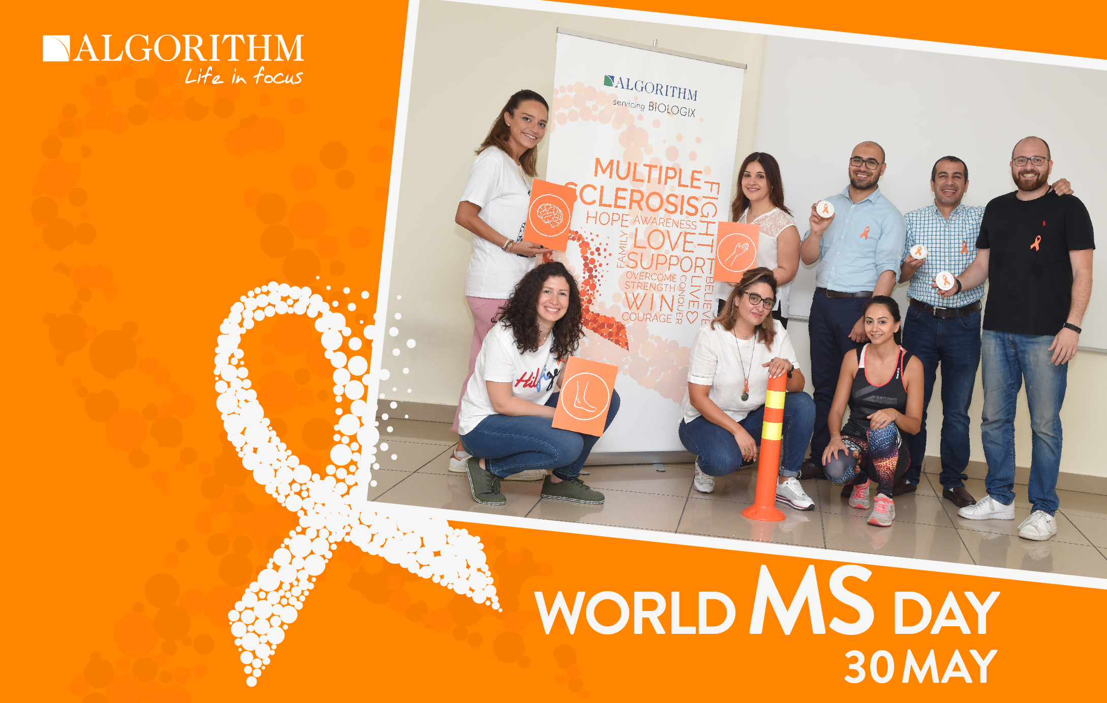 World Multiple Sclerosis (MS) Day