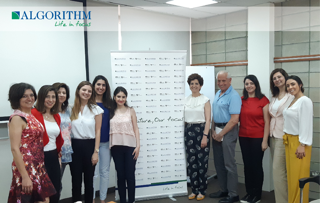 Algorithm 5th year partnering with LAU - School of Pharmacy